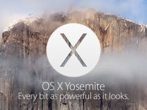 Apple Releases Mac OS X Yosemite Developer Preview 6