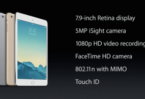 Apple Debuts New iPad Air 2 TV Ad 'Change' with New Website Section On iPad Uses.