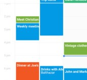 Google Releases Calendar App For iPhone With Exchange Support.