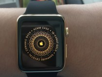 Some Early Customers Receive Apple Watch Edition With Gold Pairing Screen (Photos)
