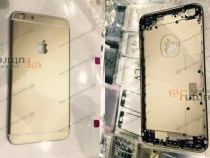 New Leaked Images of the Rear BodyWork of iPhone 6s Plus