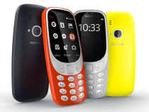 The Nokia 3310 comes back to life in a new design and many new features