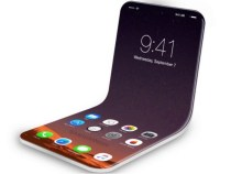 The folding iPhone could arrive as early as 2020