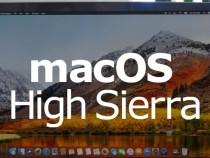 Apple releases macOS High Sierra 10.13.4: here's all the news