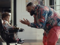 DJ Khaled and his son are the protagonists of the new cute spot for Apple Music [Video]