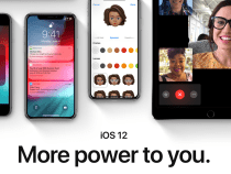 iOS 12, tvOS 12 and watchOS 5 will be available from September 17th