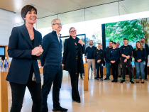 Angela Ahrendts leaves Apple after 5 years, in its place Deirdre O'Brien