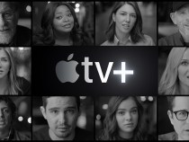 Apple presents the new Apple TV Plus streaming service
