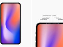 iPhone 2020 without notch and with Face ID embedded in the frame?