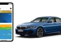 BMW updates the Connected app by introducing support for CarKey
