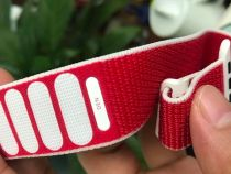 Apple had made some Apple Watch bands for the 2020 Olympics