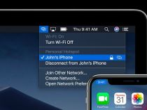 iPhone 12 can be used by a 5 GHz Wi-Fi hotspot