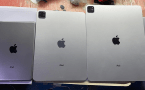 """Here are the """"Dummies"""" of the 2 new iPad Pro and a new iPad Mini on the way"""