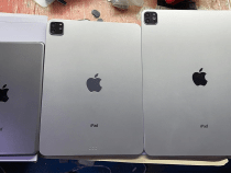 "Here are the ""Dummies"" of the 2 new iPad Pro and a new iPad Mini on the way"