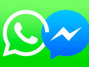 WhatsApp lets anyone know if you are online and even who you are chatting with