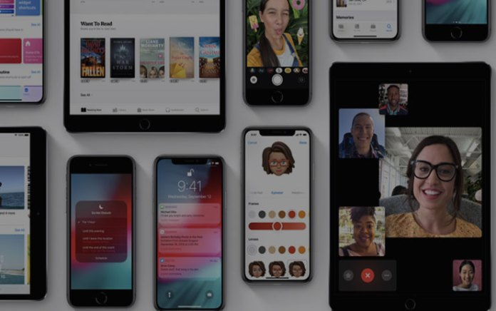 Apple Officially Launched iOS 12