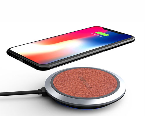 2. YOUSTOO 7.5W Wireless Charger