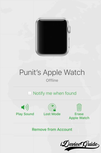 How to Add or Remove a Device from Find My iPhone