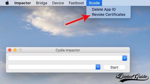 Cydia Impactor Error Provision Cpp 81