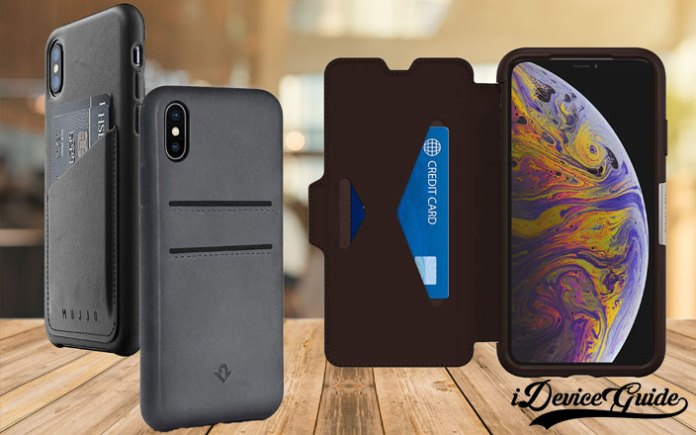 low priced ad772 3e186 Best iPhone X Wallet Cases 2019 - iDeviceGuide