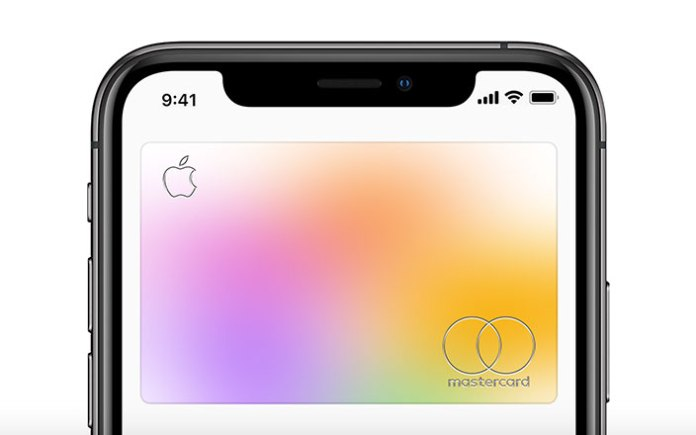 apple card leaked images weight package