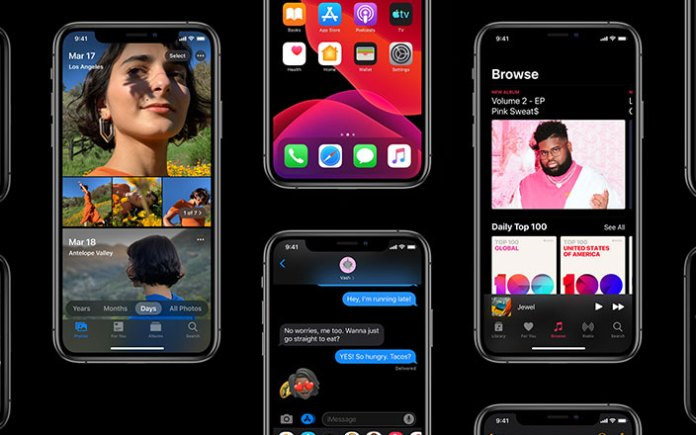 ios 13 beta 5 whats new