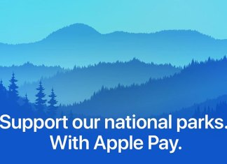 apple pay promotion national park foundation 1