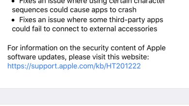 Apple releases iOS 11.2.6 to fix indian character