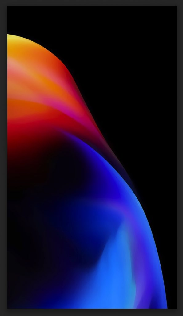 Download New iPhone 8 RED wallpaper