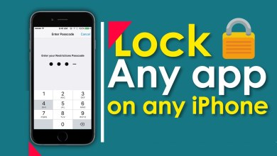 iOS12 Protect individual Apps with PASSCODE