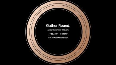 Apple iPhone Event 2018 Keynote Live stream, live blog
