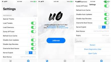 unc0ver jailbreak for iOS 11.0 - 11.4b3 Download