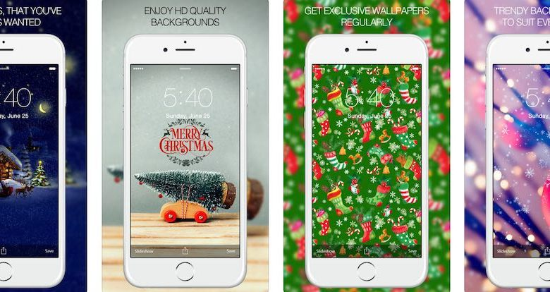 Iphone Christmas Wallpapers & Merry Christmas