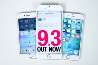 ios 9.3 iphone SE update