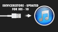 idevicerestore ios10