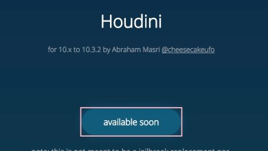 Houdini new tool for iphone install themes and tweaks