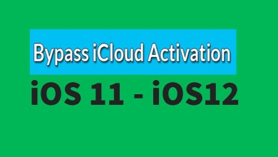 icloud activation bypass iOS12