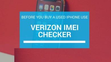Verizon imei check