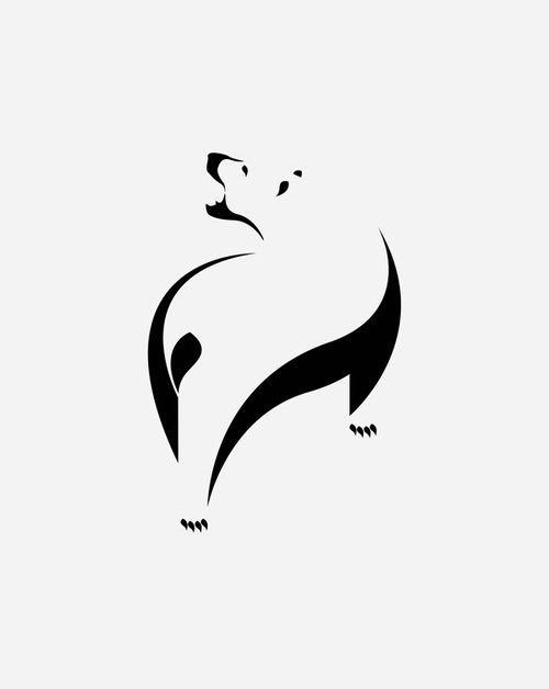 20 Creative and Clever Logos with Negative Space