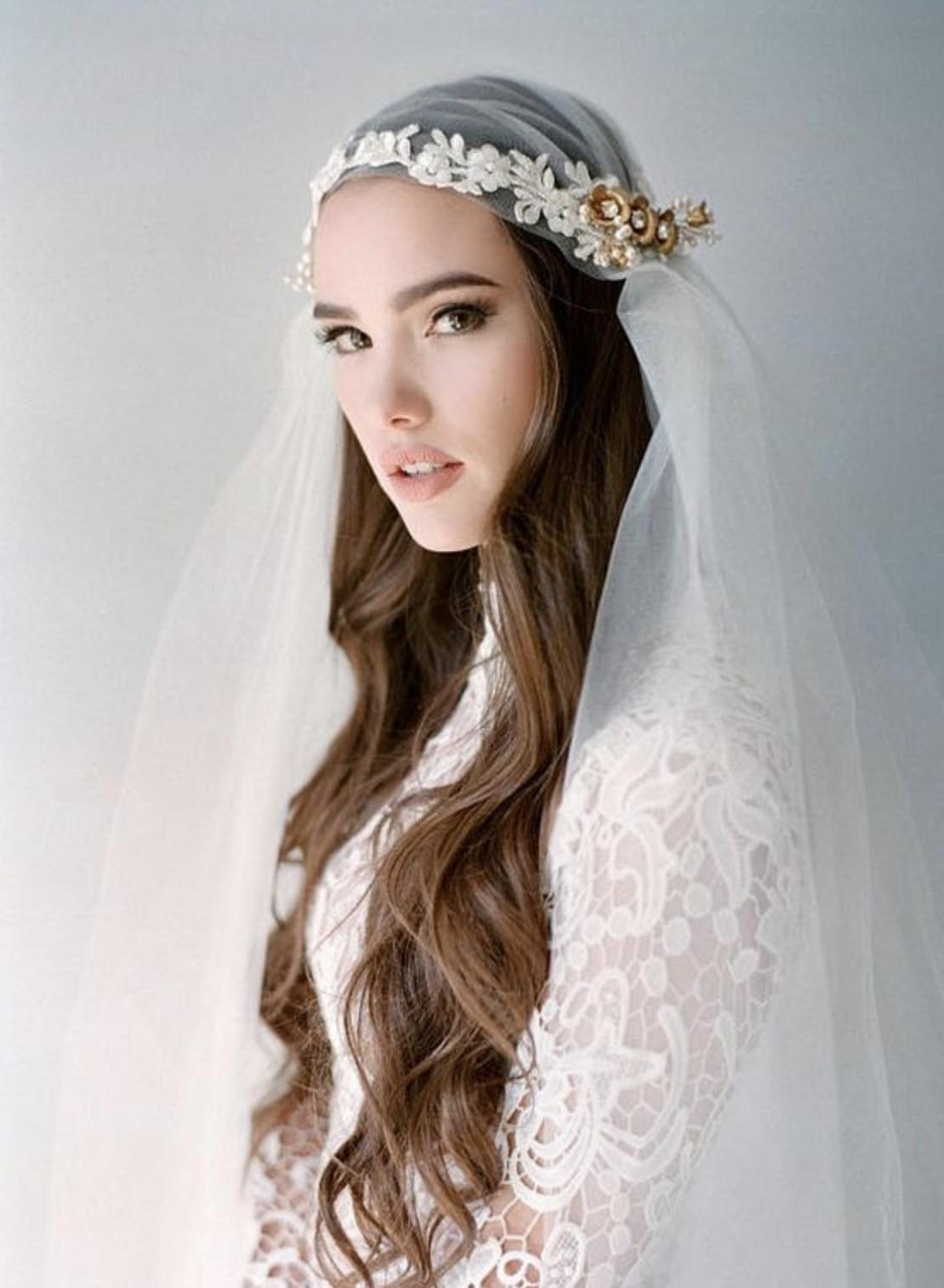 Penggunaan Mahkota Pengantin Pernikahan