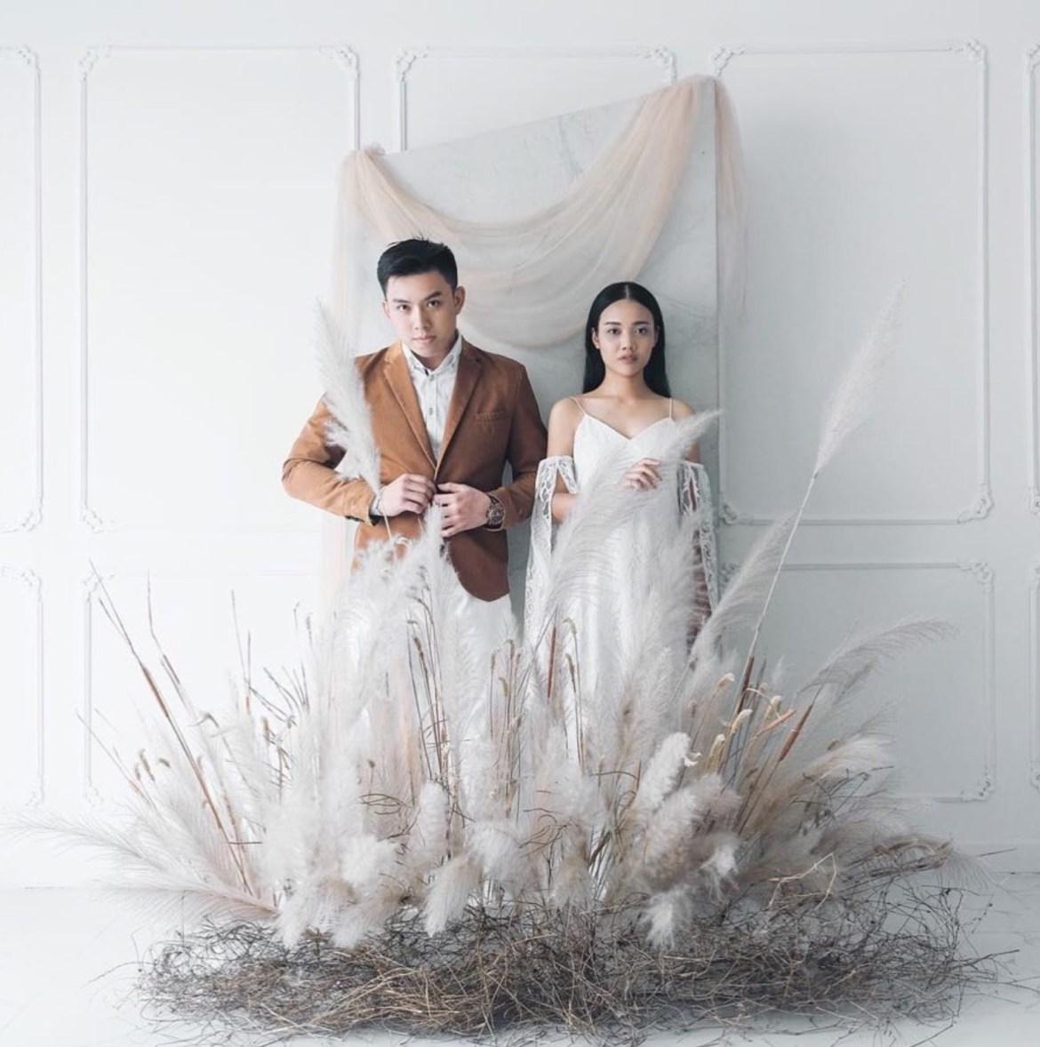 Persiapan Memilih Jasa Dekorasi Pesta Pernikahan Konsep Putih