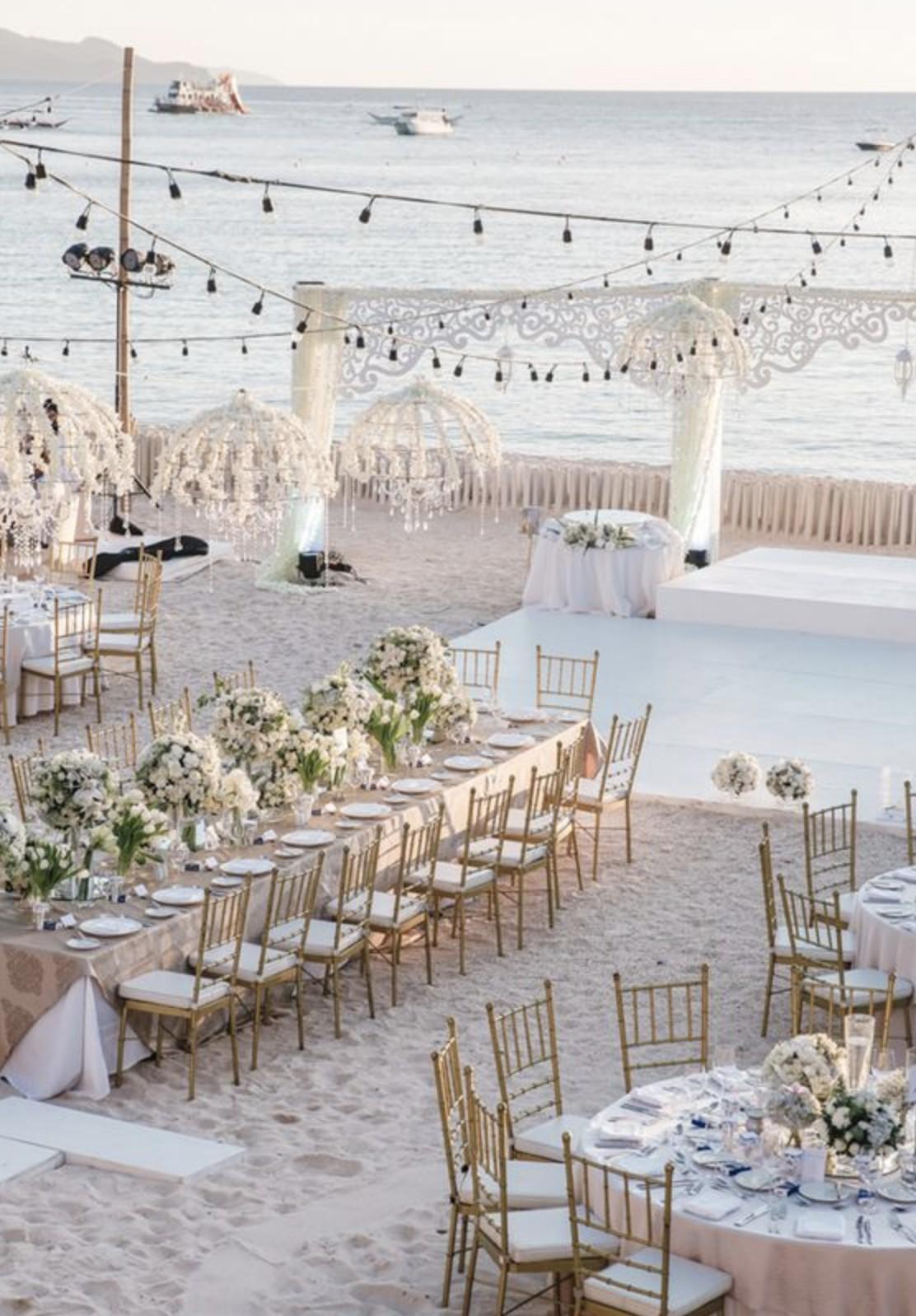 Tips Memilih Pantai Sebagai Tempat Pernikahan