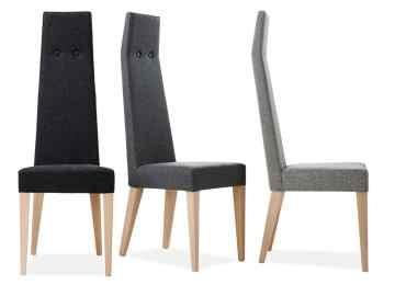 Sedia schienale alto sedia verona ecopelle design sedie a prezzi