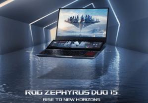 laptop sultan asus ROG zephyrus duo
