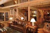 Log Cabin Home Design  The Interior Design Group
