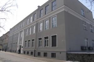 Budynek przy ulicy Leśnej 16 po remoncie