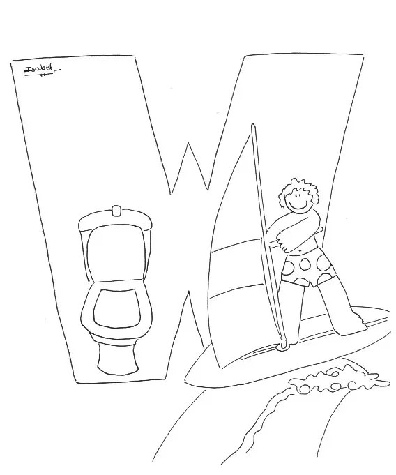 Images Ana Muslim Coloring Pages