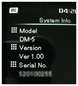 How To Find Olympus DM-3 DM-5 Firmware