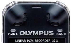Olympus LS-3 PCM Music Digital Recorder