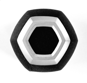 Microcone array microphone from dev-audio - top view